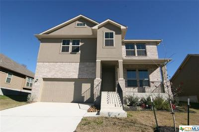 Schertz Single Family Home For Sale: 5392 Kingswood