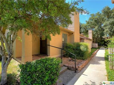 San Marcos TX Condo/Townhouse For Sale: $165,900