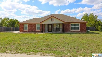 Copperas Cove Single Family Home For Sale: 310 Gaylon Street