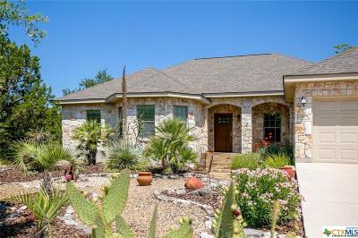 Wimberley Single Family Home For Sale: 10 Creekside Drive