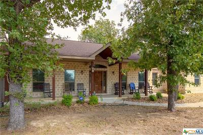La Vernia Single Family Home For Sale: 139 Shadow Woods