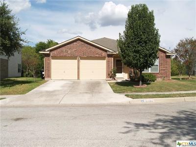 Schertz Single Family Home For Sale: 3799 Pebble Beach