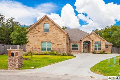 Belton Single Family Home For Sale: 3318 Wildcatter