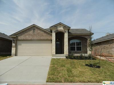 Killeen Single Family Home For Sale: 9609 Glynhill