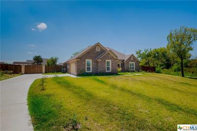 Copperas Cove Single Family Home For Sale: 214 Coleton Drive