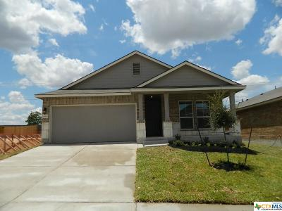 Killeen Single Family Home For Sale: 9513 Glynhill