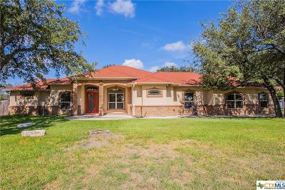 Belton, Temple Single Family Home For Sale: 4360 Flint Oak