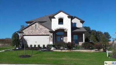 Copperas Cove Single Family Home For Sale: 2315 Pintail Loop