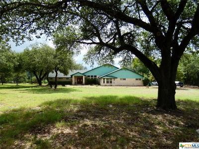 Killeen Single Family Home For Sale: 425 Deer Run