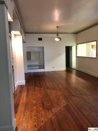 San Marcos Rental For Rent: 527 W San Antonio #1