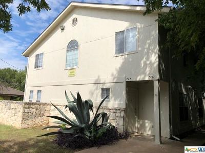 San Marcos Rental For Rent: 726 W Martin Luther King #726