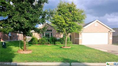 Harker Heights Single Family Home For Sale: 1919 Merlin Drive