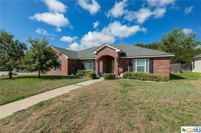 Killeen Single Family Home For Sale: 4913 Citrine Drive