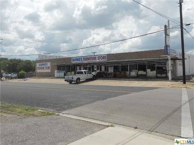 Killeen Commercial For Sale: 117 N 8th