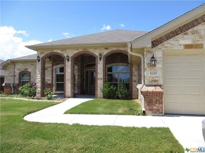 Killeen Single Family Home For Sale: 5207 Heredity