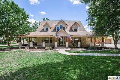 Belton Single Family Home For Sale: 2114 Red Rock Drive