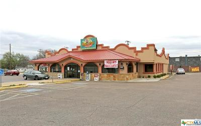 Killeen Commercial For Sale: 412 N. Fort Hood St