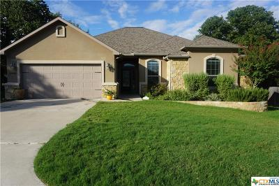 Belton Single Family Home For Sale: 2404 Spring Creek Court