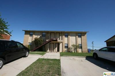 Copperas Cove Single Family Home For Sale: 303 North Drive #A-D