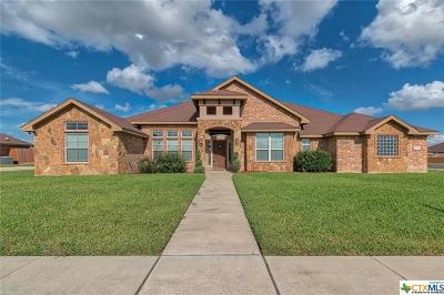 Killeen Single Family Home For Sale: 2118 Whippoorwill Road