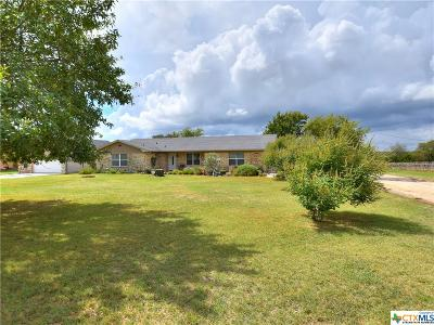 Copperas Cove Single Family Home For Sale: 1324 High Chapparal
