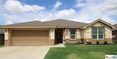 Copperas Cove Single Family Home For Sale: 3446 Plains Street