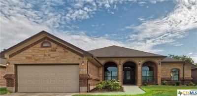 Harker Heights Single Family Home For Sale: 1105 Doc Whitten Drive