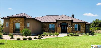 New Braunfels Single Family Home For Sale: 108 Entre Rios