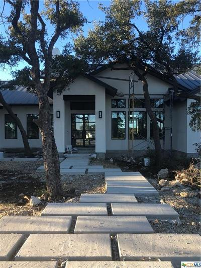 New Braunfels Single Family Home For Sale: 504 Copper Crest Crest