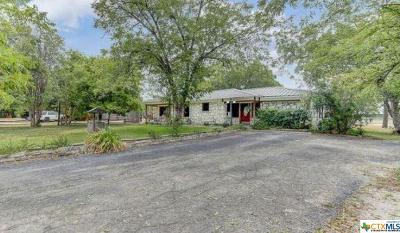 New Braunfels Single Family Home For Sale: 192 Alves