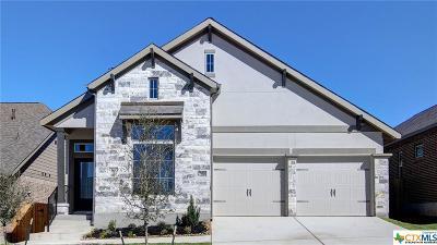 San Antonio Single Family Home For Sale: 12715 Hellas Ranch