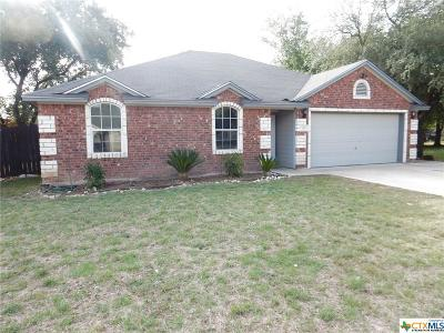 Belton Single Family Home For Sale: 40 N Winecup