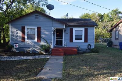 Copperas Cove Single Family Home For Sale: 202 E Washington Avenue