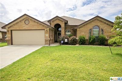 Harker Heights Single Family Home For Sale: 1110 Doc Whitten