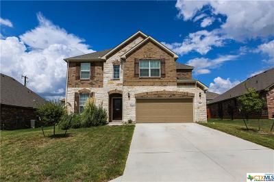 Harker Heights Single Family Home For Sale: 841 Olive Lane