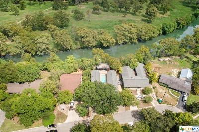 New Braunfels Single Family Home For Sale: 32 Guada Coma