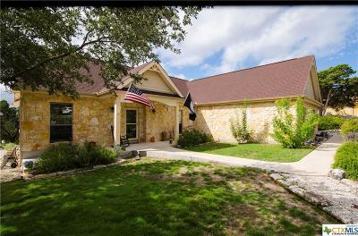 Canyon Lake Single Family Home For Sale: 812 Flaman