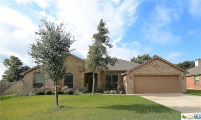 Belton Single Family Home For Sale: 1803 Dancing Oaks
