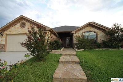 Killeen Single Family Home For Sale: 2503 Traditions Drive