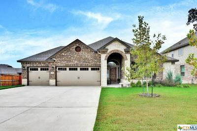 Belton Single Family Home For Sale: 5501 Juno Drive