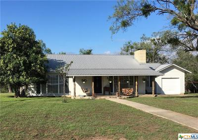 Lampasas Single Family Home For Sale: 408 S Porter