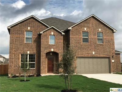 New Braunfels Single Family Home For Sale: 1427 Garden Laurel