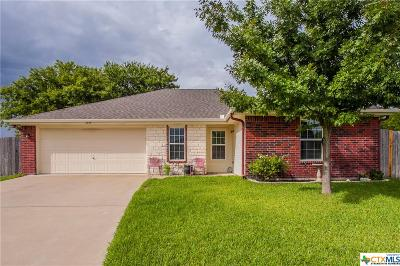 Temple Single Family Home For Sale: 2314 Windy Circle