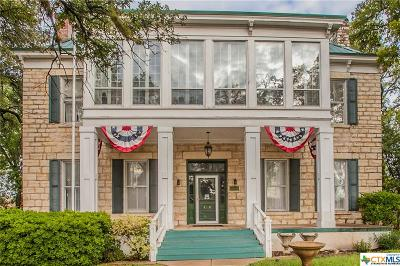 Belton Single Family Home For Sale: 410 N Main