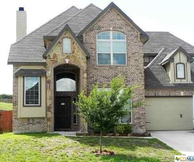 Copperas Cove Single Family Home For Sale: 1253 Jester Court