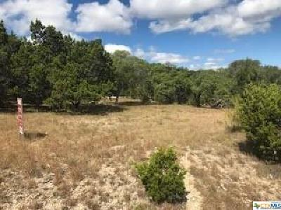 Canyon Lake Residential Lots & Land For Sale: 174 Deepwell