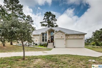 Bastrop Single Family Home For Sale: 173 S Buckhorn Drive