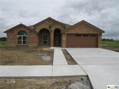 Killeen Single Family Home For Sale: 6111 Cordillera