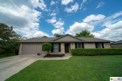 Temple Single Family Home For Sale: 8606 Trailridge