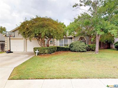New Braunfels Single Family Home For Sale: 2031 Cornerstone Dr